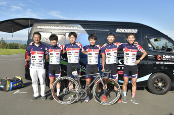 HKSI PRO CYCLING TEAM